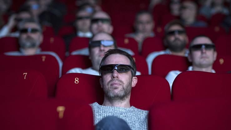 Bald bekommen auch Saudis die Gelegenheit, zu Hause ins Kino zu gehen.