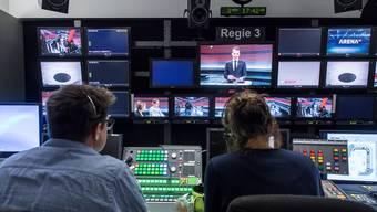 Die SRG beschäftigt in Zürich rund 1700 Personen. Hinzu kommen 900 Mitarbeitende ihrer Produktionsfirma TPC.