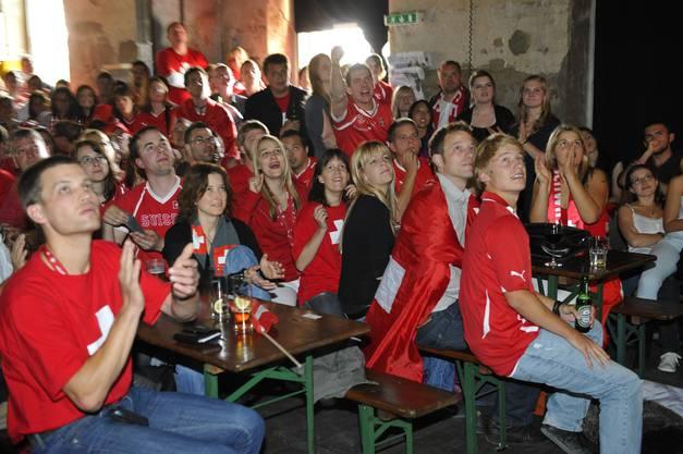 Im Solheure werden auch Fussballfeste wie hier an der WM 2010 zelebriert