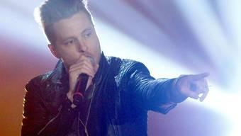 """Sieht sich als """"Bergler"""": OneRepublic-Sänger Ryan Tedder (Archiv)"""