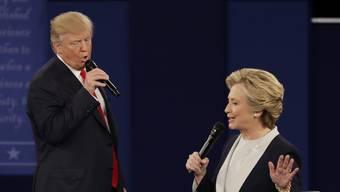 Trump oder Clinton: Wen werden die US-Amerikaner zur mächtigsten Person der Welt ernennen?