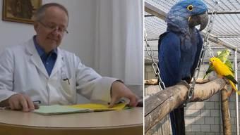 Hausarzt Jean-Pierre Grob zieht wegen des Vogellärms endgültig weg aus Dulliken
