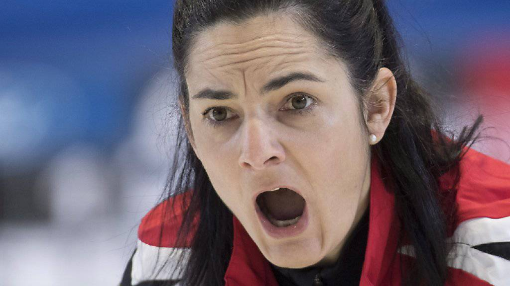 Binia Feltscher führt ab dieser Saison ein neues junges Team an