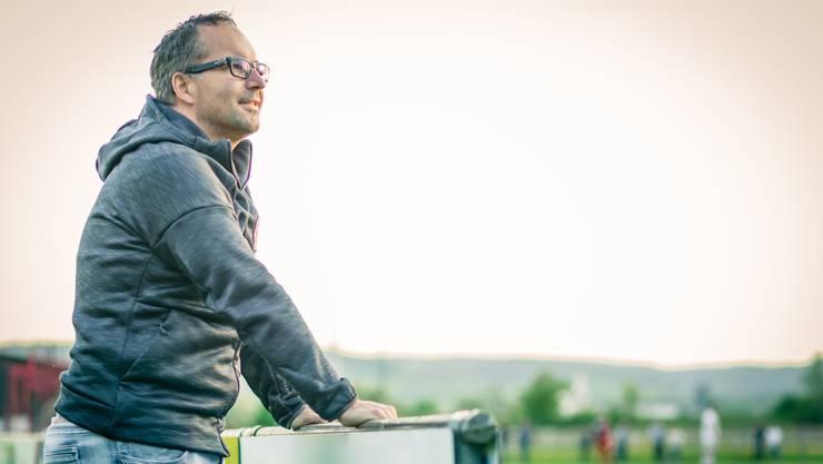 Roger Meier, Präsident des Aargauer Cup-Finalisten FC Klingnau, hat mit seinem Verein Grosses vor: «Ich würde mich auch nicht gegen einen Aufstieg in die 2. Liga Interregional wehren.»