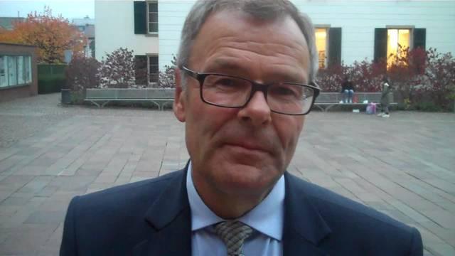 Otto Müller, Stadtpräsident Dietikon (FDP)