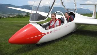Nervenkitzel und Vorfreude in einem: «Ready for Take-off» für die Ferienpässler.