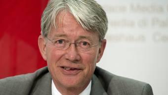 Thomas Bauer ist der neue Verwaltungsratspräsident der FINMA. Er wurde am Mittwoch vom Bundesrat zum Nachfolger von Anne Héritier Lachat gewählt.