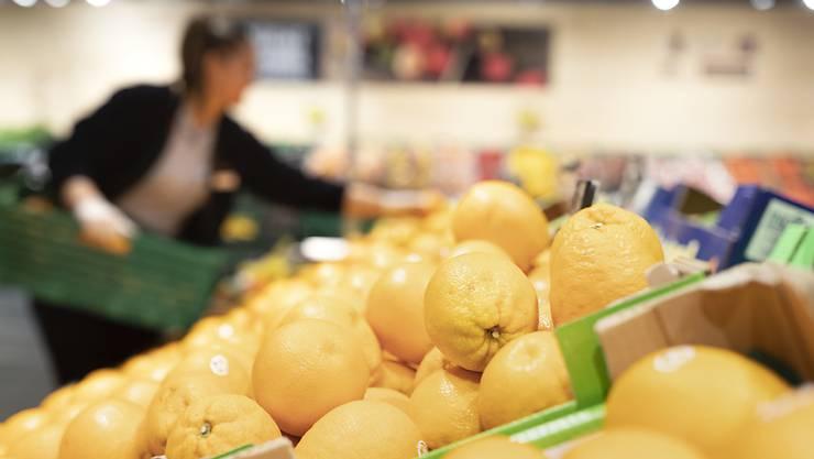 Früchte, Gemüse oder andere Produkte aus einer israelischen Siedlung in besetzten Gebieten müssen speziell gekennzeichnet werden. Dies haben die EU-Richter in Luxemburg am Dienstag entschieden. (Archiv)