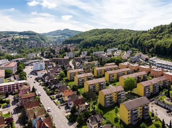 Das Quartier Kappelerhof.