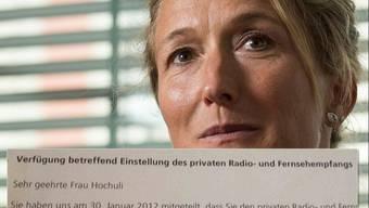 Politiker verschiedener Parteien sind sich einig: Auch Susanne Hochuli soll die Billag-Gebühren bezahlen.