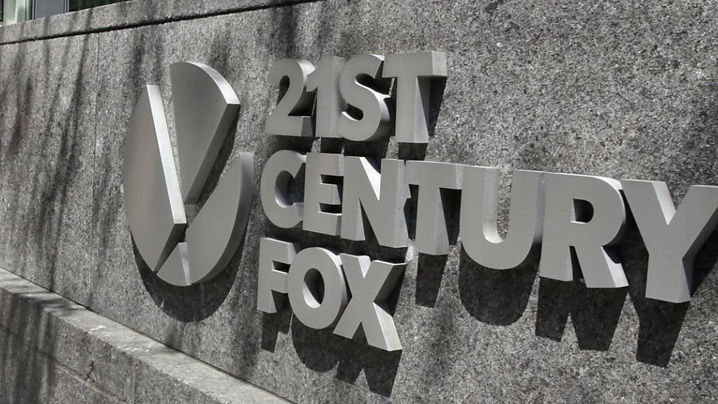 Comcast bietet für Fox (Archiv)