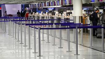 Der Tarifstreit des Sicherheitspersonals an deutschen Flughäfen ist beendet - die Verhandlungspartner einigten sich in der Nacht auf Donnerstag auf eine Lösung. (Archivbild)