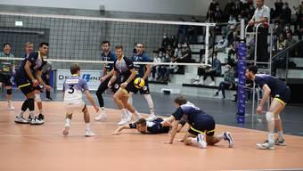 Bittere Niederlage für Volley Schönenwerd im Spitzenspiel gegen LINDAREN Volley Amriswil.