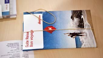 Ein Bild aus besseren Zeiten: Eine Hotelplan-Reisebroschüre vor zehn Jahren.
