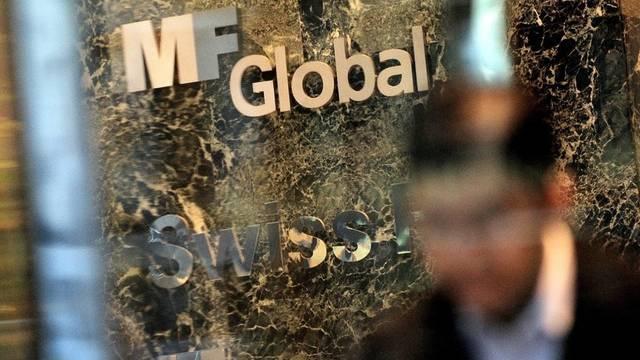Das US-Brokerhaus MF Global ist pleite (Archiv)