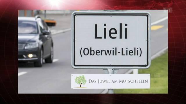 «Das Juwel am Mutschellen – hier geht es nicht um Intimschmuck»: Giacobbo/Müller machen Oberwil-Lieli-Witze.