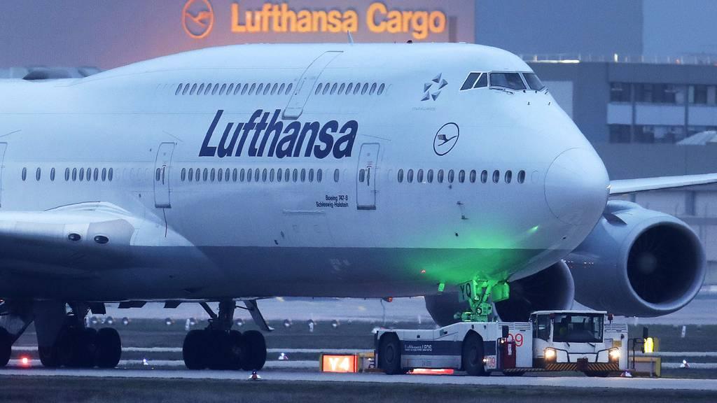 Deutschland hilft der Lufthansa – fliesst jetzt auch Geld für Swiss und Edelweiss?
