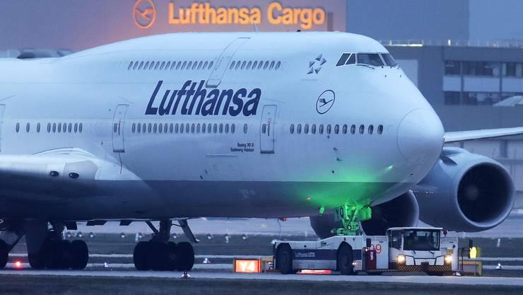 Die deutsche Regierung eilt der Lufthansa zur Hilfe - zur Freude der Swiss.