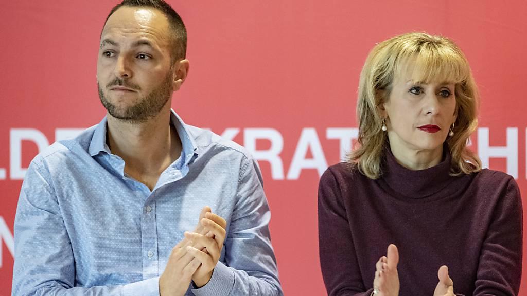 Kandidierende wetzen Klingen im Kampf ums SP-Präsidium