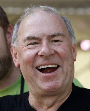 Niklaus Troxler, ehemaliger Leiter des Jazzfestivals Willisau.