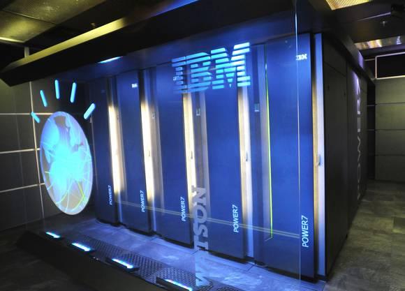 Hat bisher die Erwartungen nicht erfüllt: Der Watson von IBM