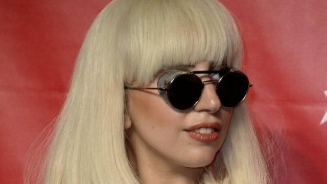 Versteigert sich selber: Lady Gaga (Archiv)