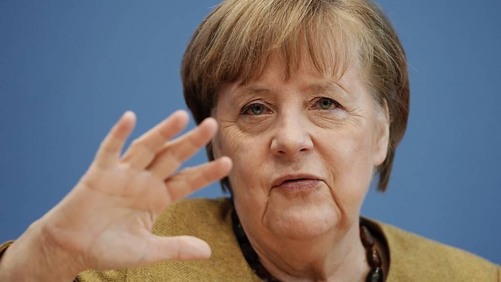 Grenzkontrollen wegen Corona? Merkel schliesst nichts aus