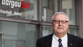 Martin Widmer, Oberkulm, leitet als Präsident den Gemeindeverband aargauSüd.