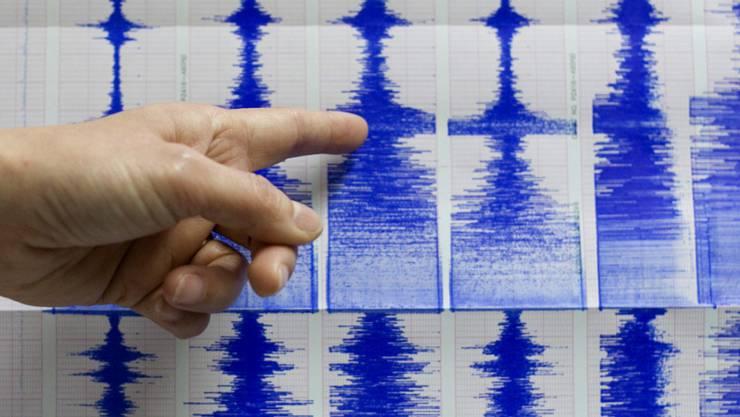 Das Beben im Westen des Irans erreichte laut Angaben der US-Erdbebenwarte eine Stärke von 6,0 auf der Richterskala. (Symbolbild)