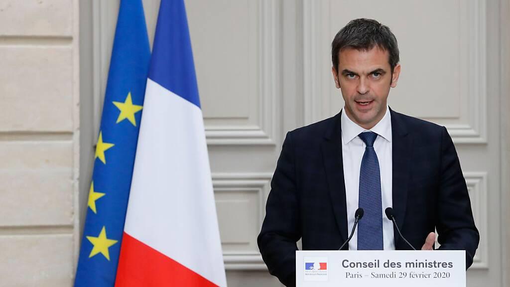 Laut Gesundheitsminister Olivier Véran wird Delta vermutlich schon am Wochenende die vorherrschende Variante in Frankreich sein.