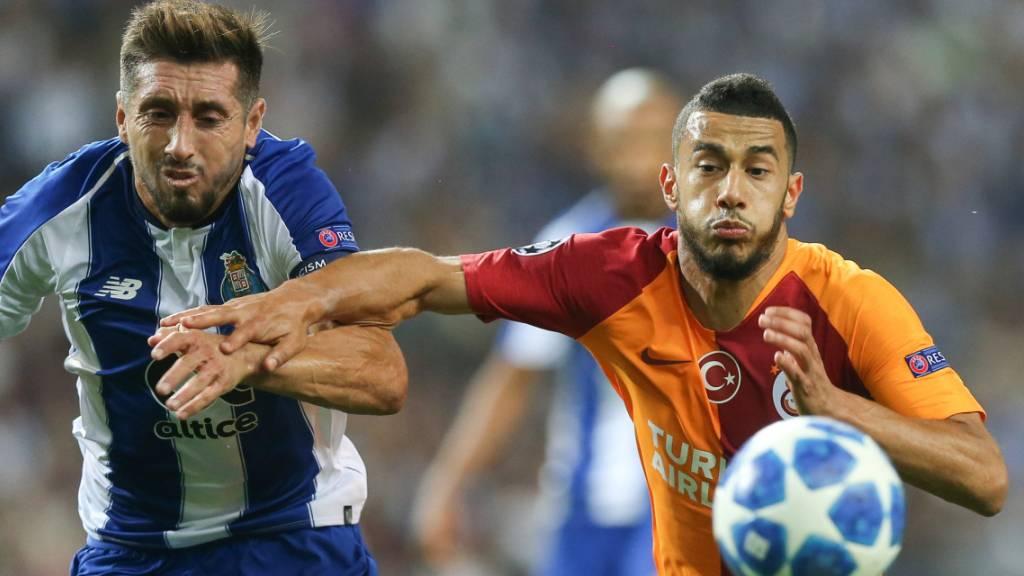 Younes Belhanda wurde bei Galatasaray rausgeworfen