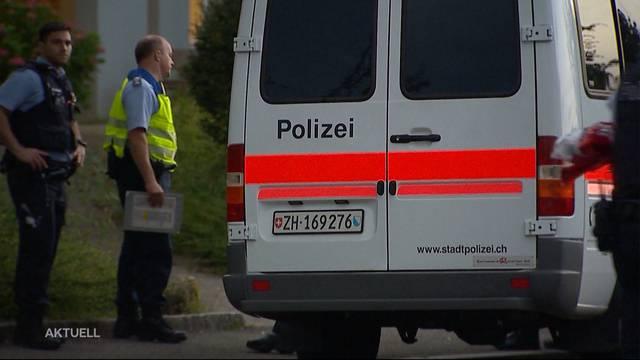Streit in Schwamendingen endet in Schiesserei