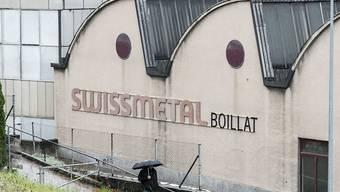 Fabrikgelände der Swissmetal in Reconvilier: Hier sollen drei Chinesen ohne Arbeitsbewilligung gearbeitet haben (Archiv).