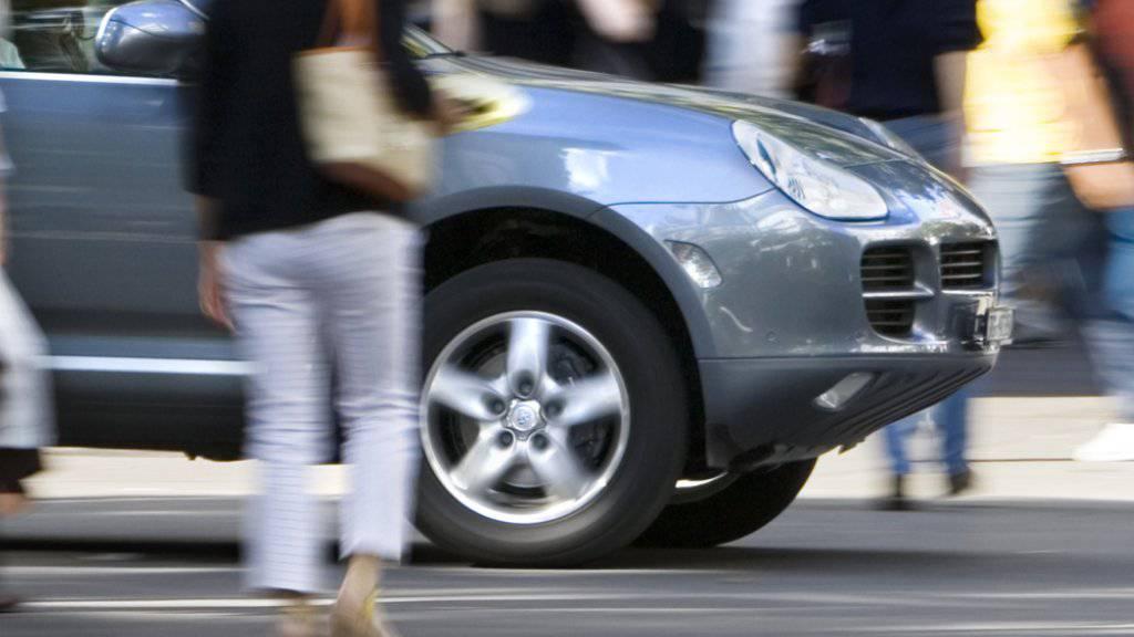 Die Vorliebe für einen beschlagnahmten Porsche Cayenne bringt einen brasilianischen Richter um seinen Job, und beschert ihm eine lange Haftstrafe. (Symbolbild)