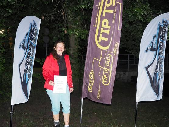 Die Siegerin der Kategorie «Female», Heidi Fleuti.