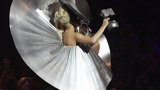 Lady Gaga stellt alle in den Schatten