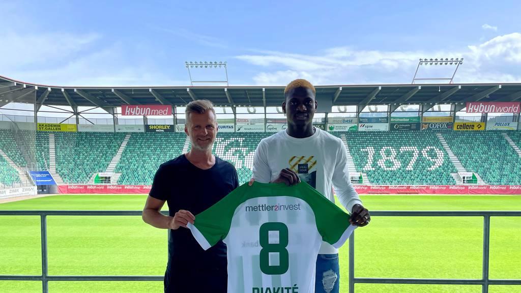St.Gallen holt Mittelfeldspieler von Salzburg