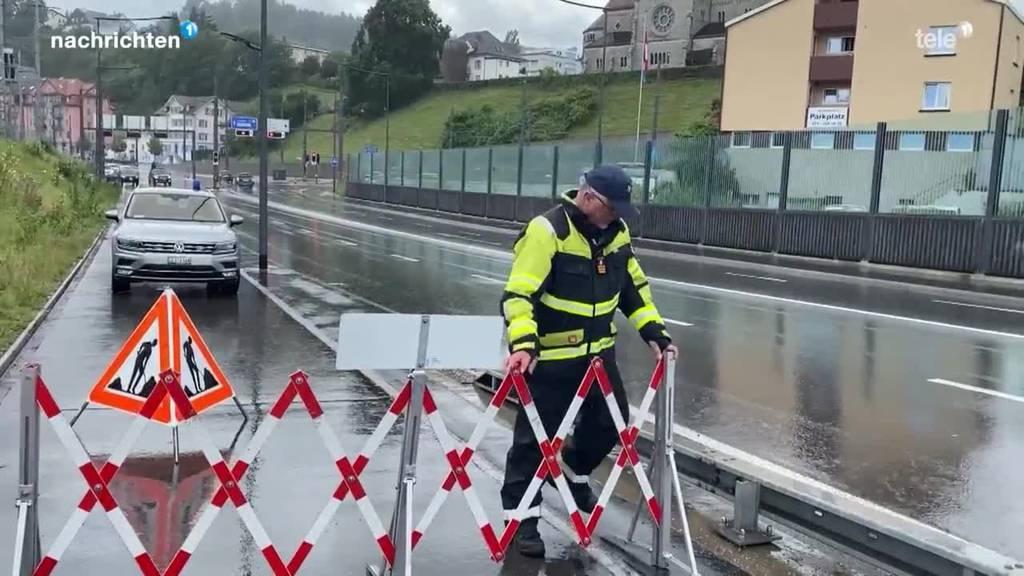 Do's und Dont's bei Hochwasser