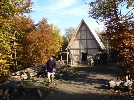 Die Kirche steht schon: Bis die Klosteranlage fertig ist, wird es noch über 60 Jahre dauern.Hannes Napierala