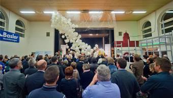 Gränicher «Gwärbi 2014»  ist eröffnet