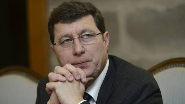 Der Genfer Regierungsrat Mauro Poggia (Archiv)