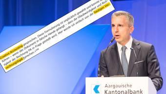 Mehrere Mails von Pascal Koradi werden im Untersuchungsbericht zum Postauto-Skandal zitiert.