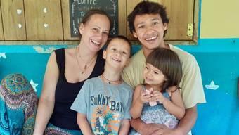 Brigitte Villa Eichenberger lebt mit ihrer Familie im kolumbianischen Bergdorf Minca.