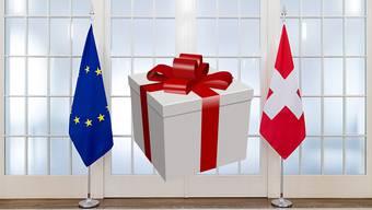 «Letzte Geste des guten Willens»: Die EU verlängert die Börsenäquivalenz um sechs Monate.