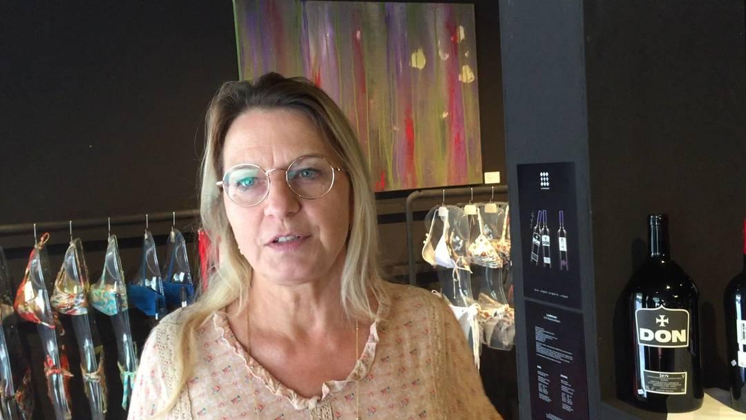 «Das ist eine Chance»: Karin Schmidt eröffnet am Schlossbergplatz einen Pop-up-Store