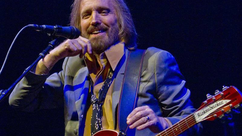 Rockmusiker Tom Petty ist tot