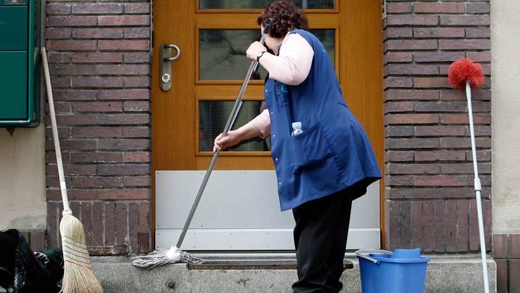 Hausangestellte haben keine Möglichkeit auf Kurzarbeit.