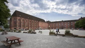 Kaserne Basel. (Archivbild)