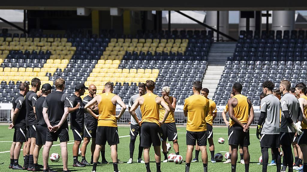 Die Young Boys beginnen ihre Champions League-Qualifikation im Juli in Irland oder in der Slowakei