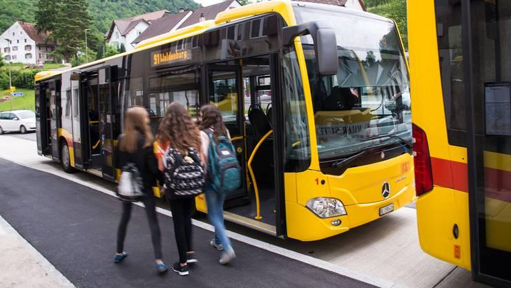Der 91er-Bus zwischen Reigoldswil und Oberdorf soll durch ein Taxi ersetzt werden.